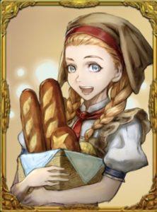 人狼ジャッジメントの役職のパン屋